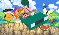 映画 クレヨンしんちゃん 激突!ラクガキングダムとほぼ四人の勇者